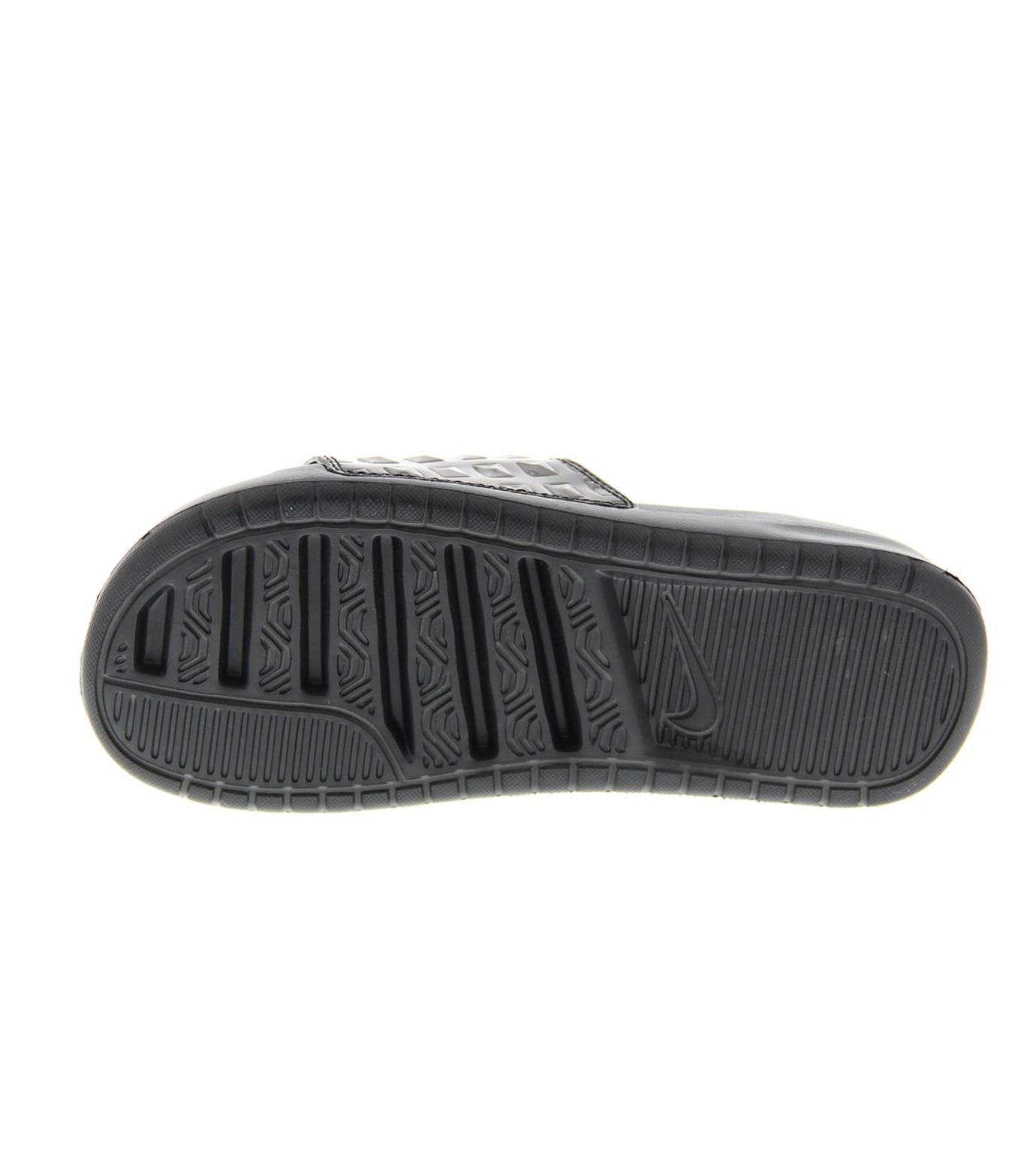 NIKE(ナイキ)のBENASSI JDI-BLACK(シューズ/shoes)-818737-003-13 拡大詳細画像2