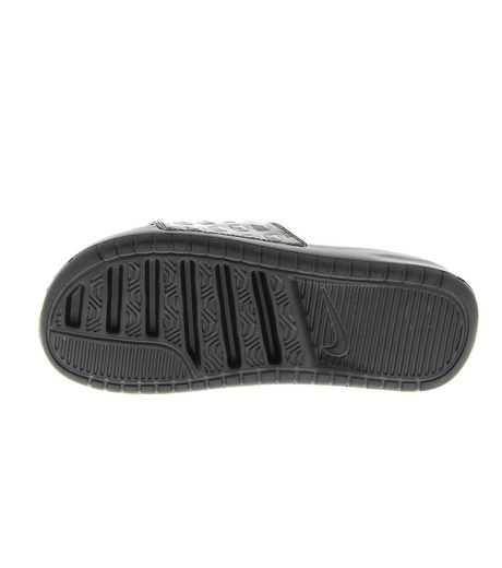 NIKE(ナイキ)のBENASSI JDI-BLACK(シューズ/shoes)-818737-003-13 詳細画像2