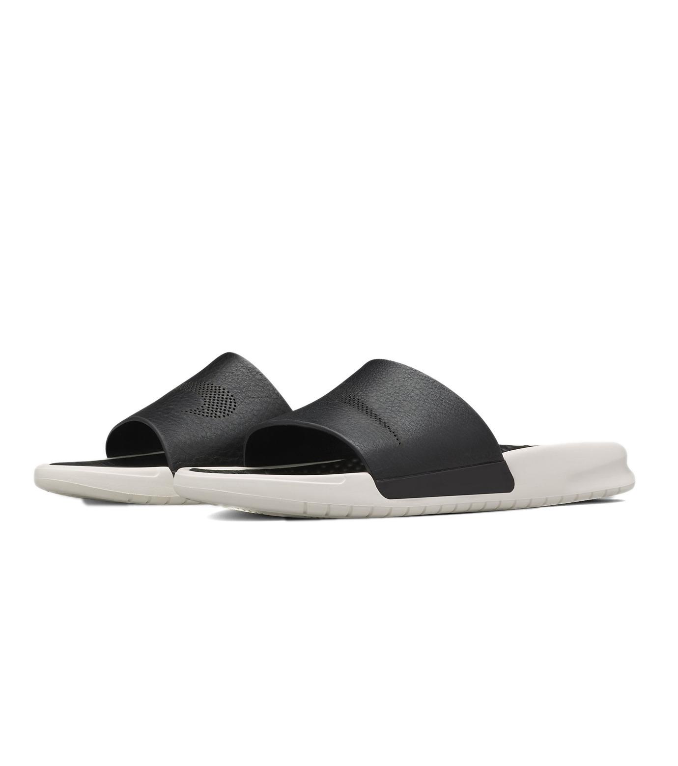NIKE(ナイキ)のWMNS BENASSI SLIDE LUX-BLACK(シューズ/shoes)-818738-001-13 拡大詳細画像3