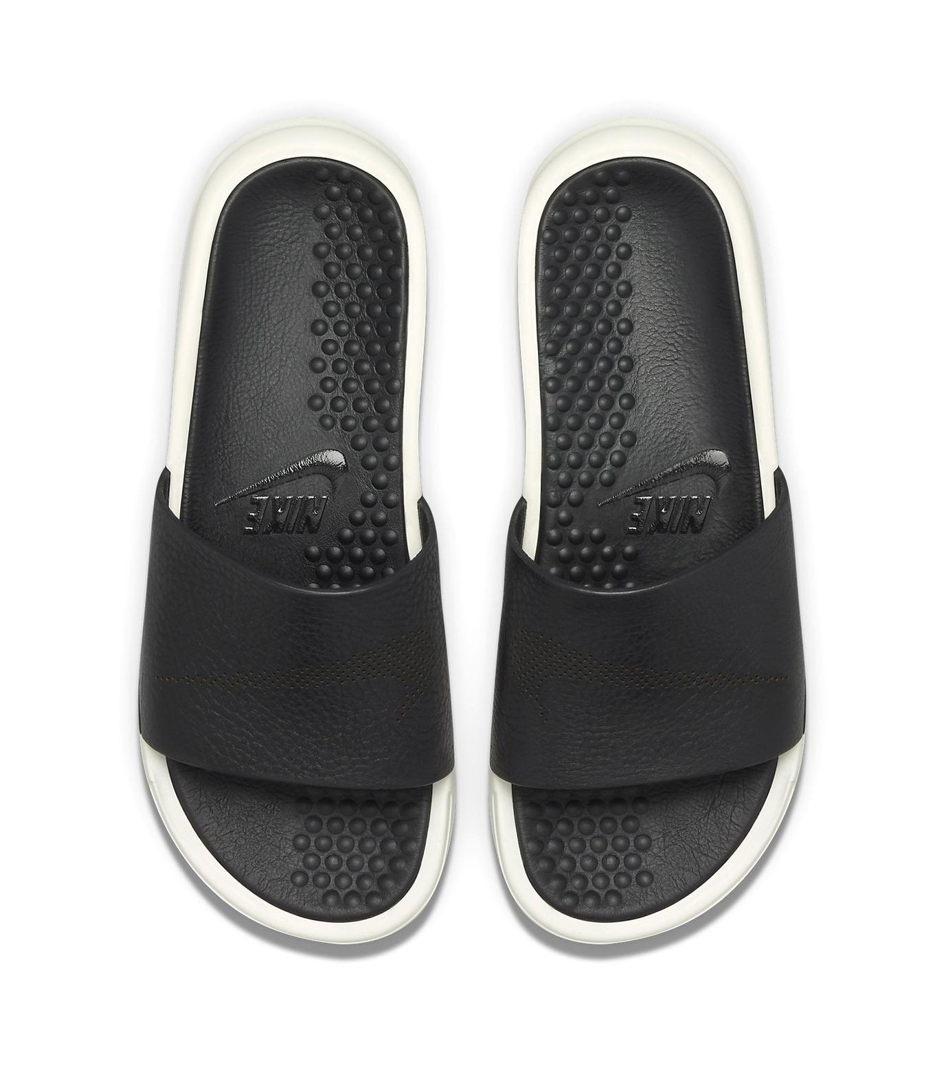 NIKE(ナイキ)のWMNS BENASSI SLIDE LUX-BLACK(シューズ/shoes)-818738-001-13 拡大詳細画像4