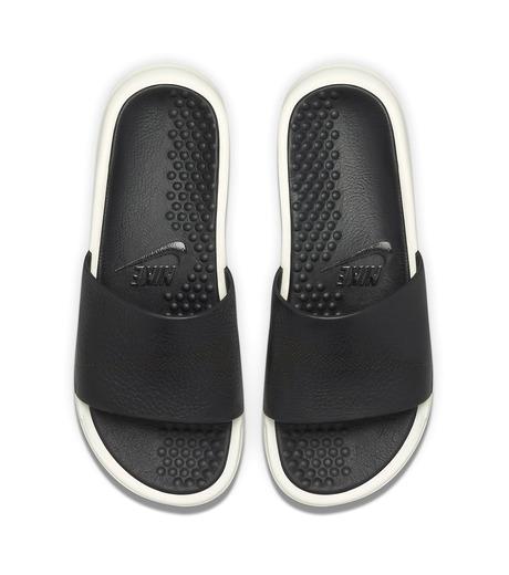 NIKE(ナイキ)のWMNS BENASSI SLIDE LUX-BLACK(シューズ/shoes)-818738-001-13 詳細画像4