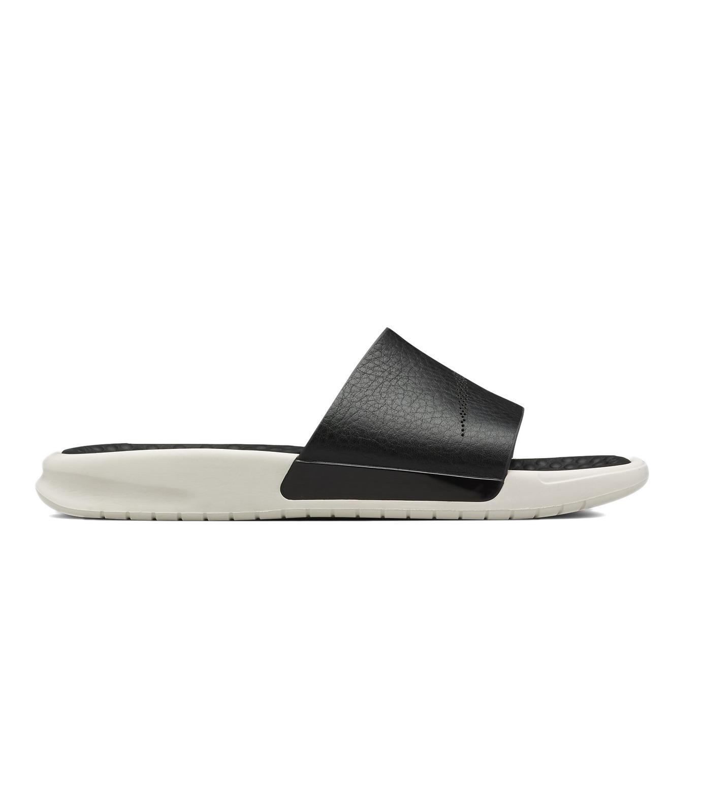 NIKE(ナイキ)のBenassi Slide Lux-BLACK(シューズ/shoes)-818742-001-13 拡大詳細画像1