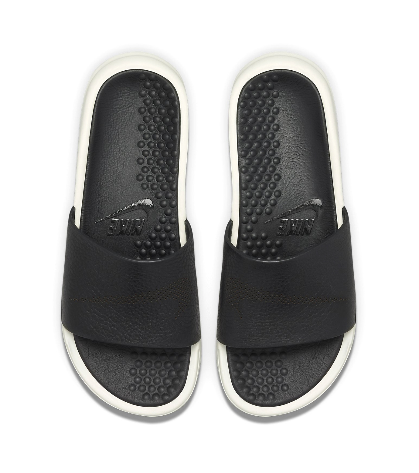 NIKE(ナイキ)のBenassi Slide Lux-BLACK(シューズ/shoes)-818742-001-13 拡大詳細画像4