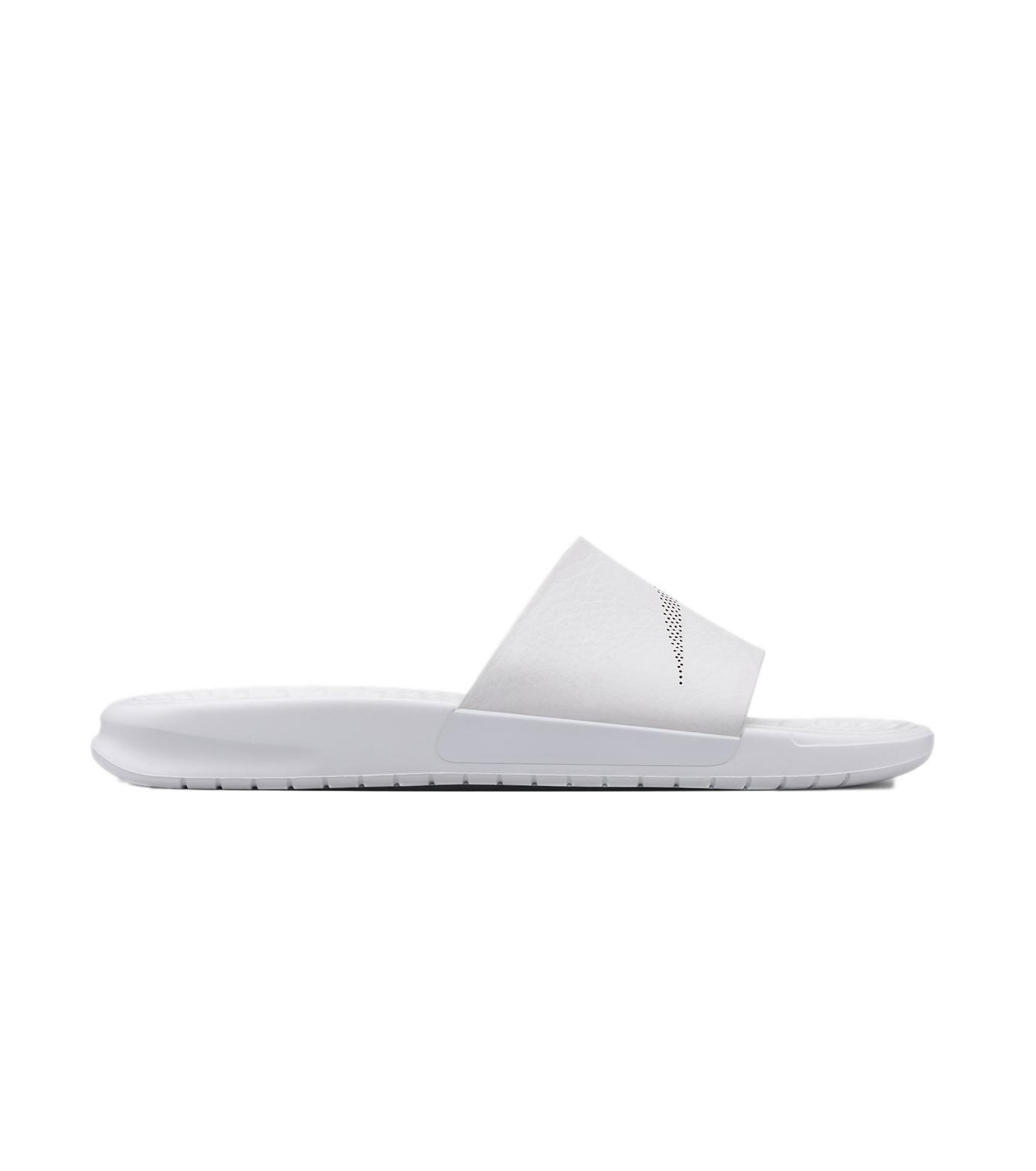 NIKE(ナイキ)のBenassi Slide Lux-WHITE(シューズ/shoes)-818742-100-4 拡大詳細画像1