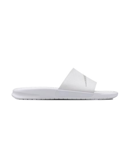 NIKE(ナイキ)のBenassi Slide Lux-WHITE(シューズ/shoes)-818742-100-4 詳細画像1