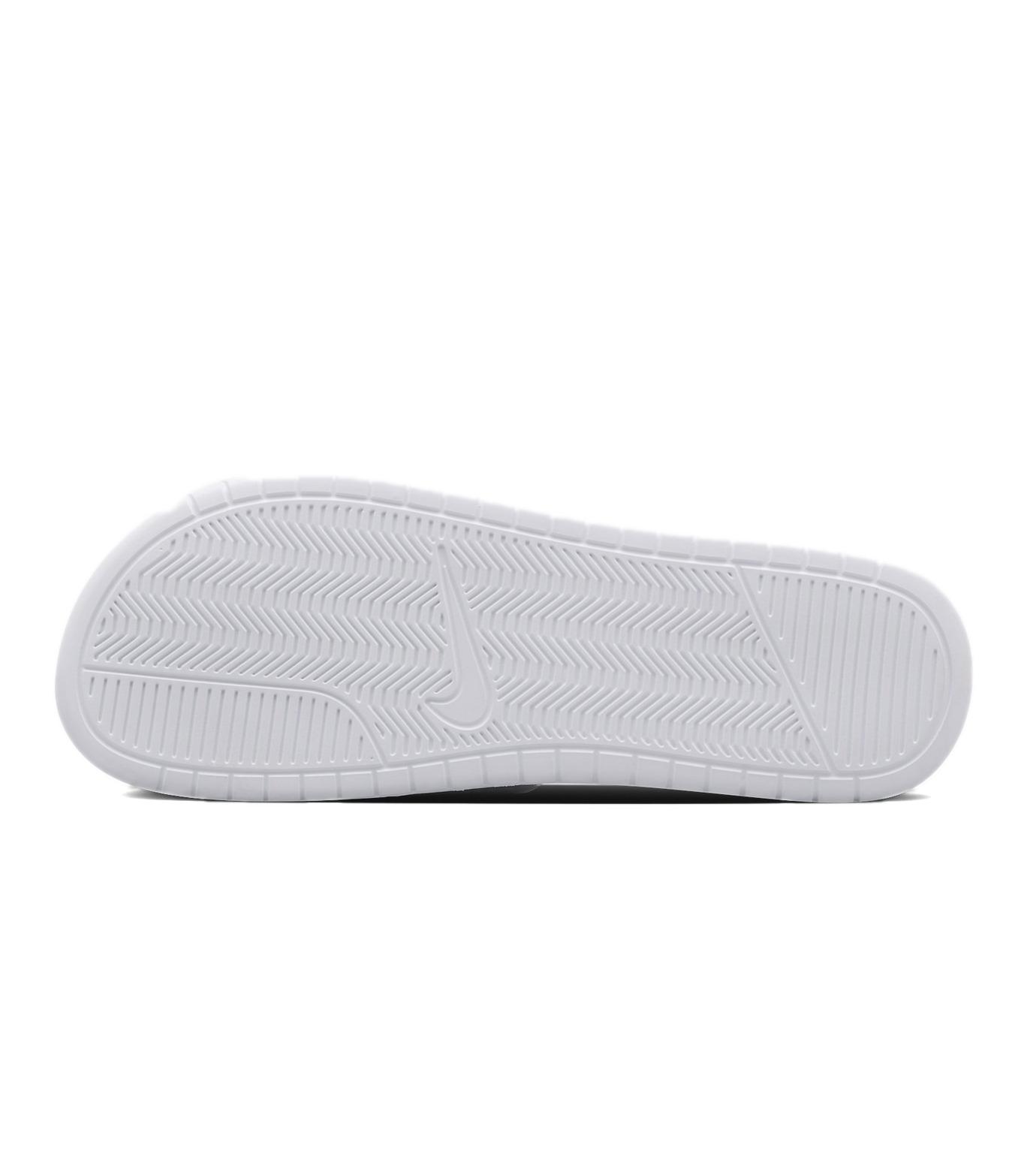 NIKE(ナイキ)のBenassi Slide Lux-WHITE(シューズ/shoes)-818742-100-4 拡大詳細画像2