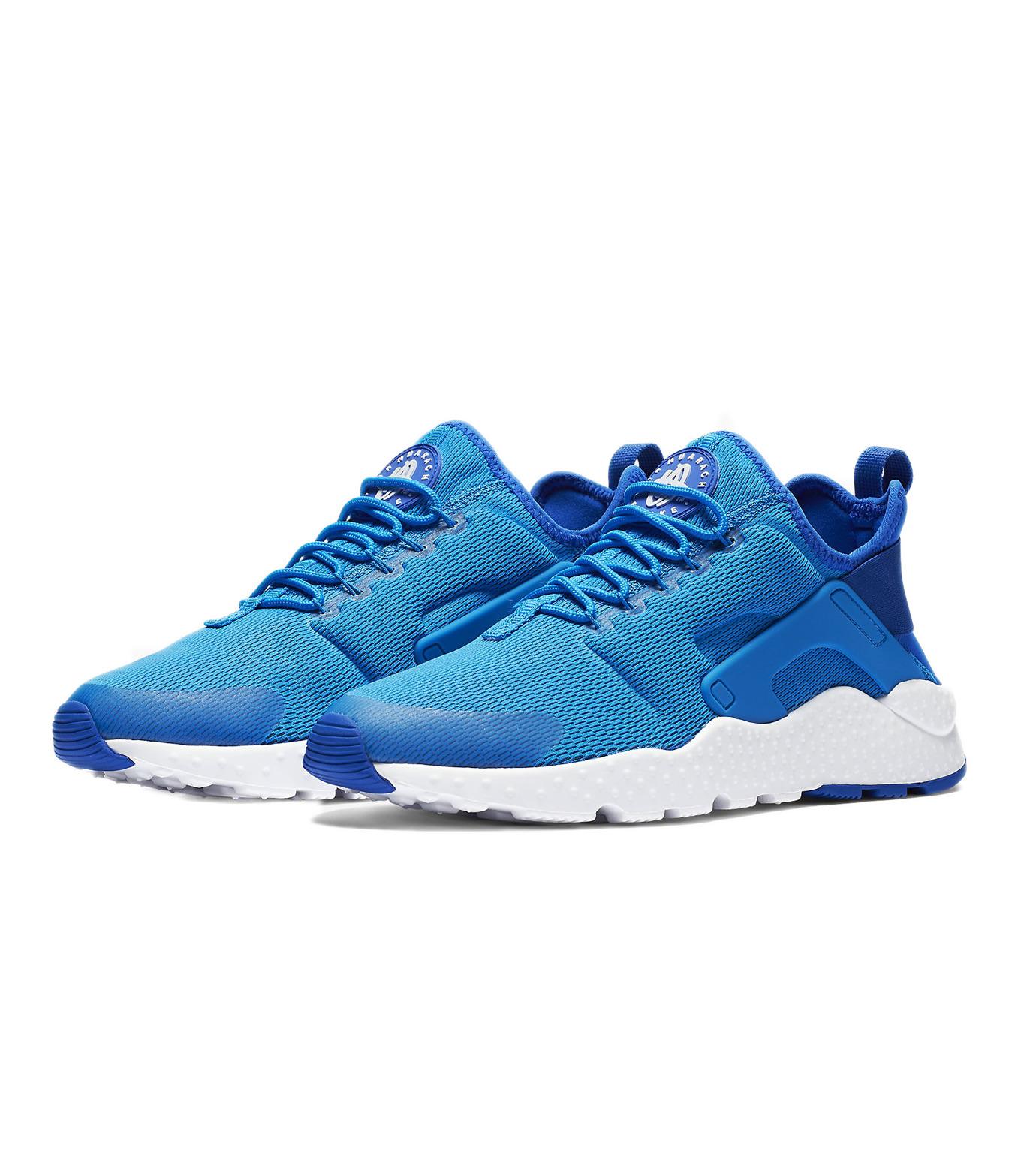 NIKE(ナイキ)のAIR HUARACHE RUN-BLUE(シューズ/shoes)-819151-400-92 拡大詳細画像3