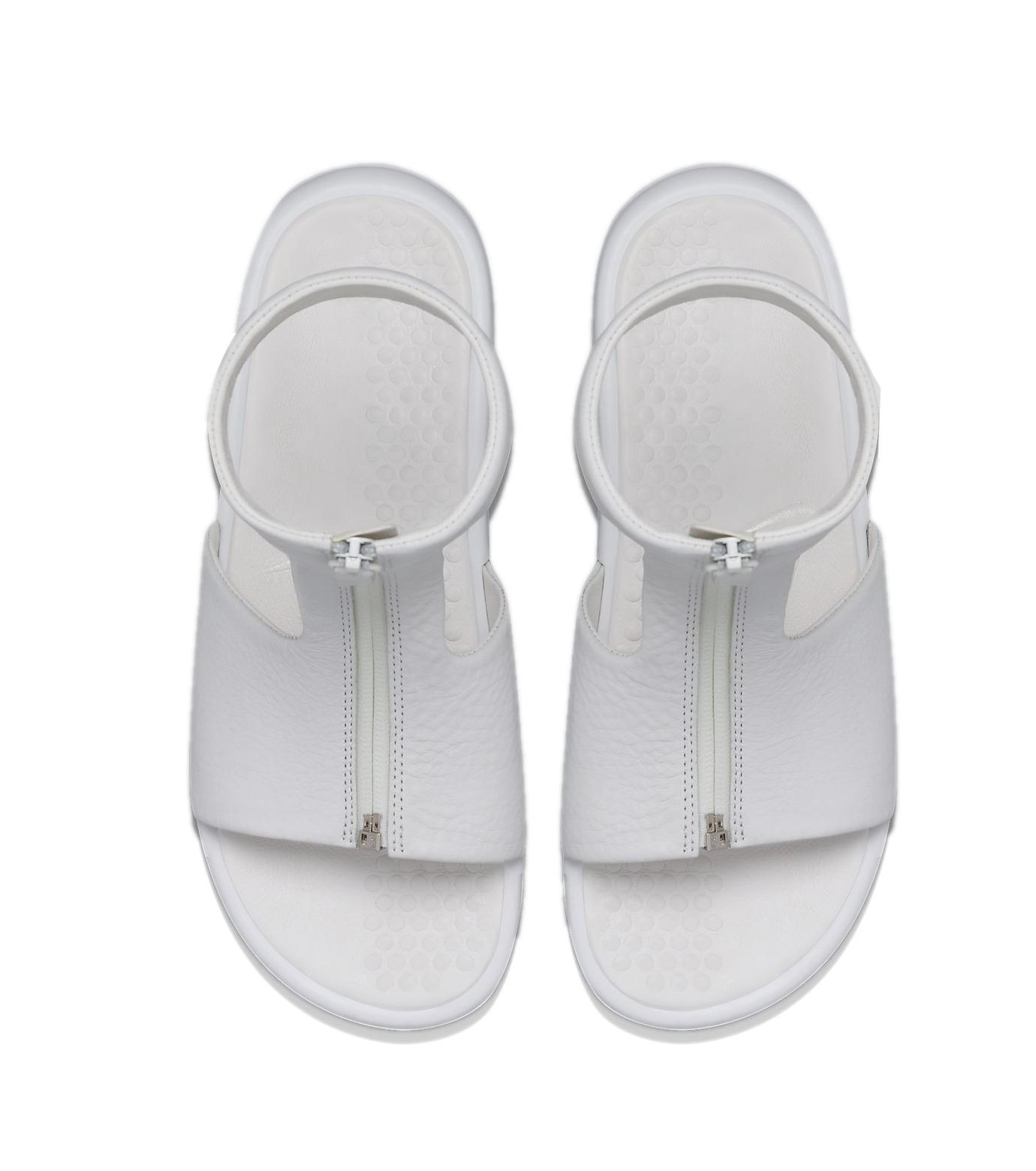 NIKE(ナイキ)のBenassi CUFF-WHITE(シューズ/shoes)-819684-100-4 拡大詳細画像4