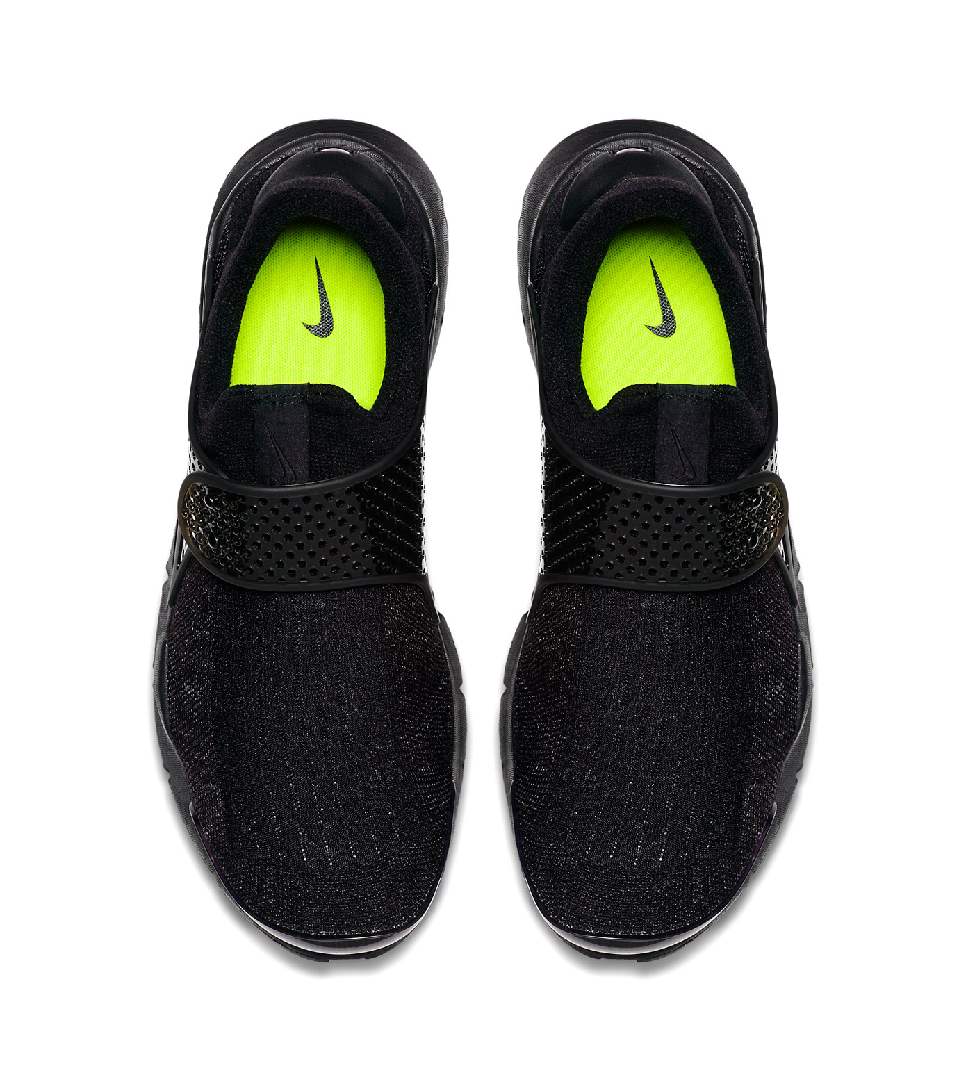 NIKE(ナイキ)のSOCK DART-BLACK(シューズ/shoes)-819686-001-13 拡大詳細画像4