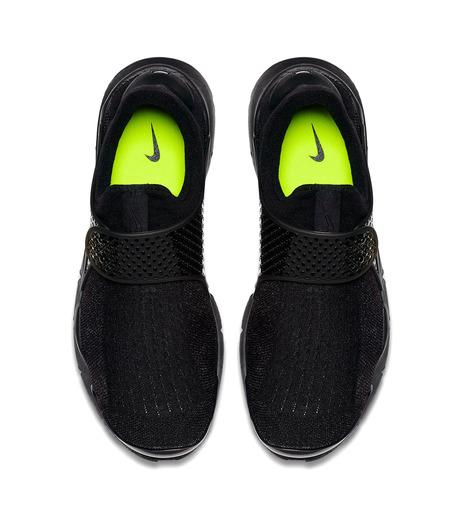 NIKE(ナイキ)のSOCK DART-BLACK(シューズ/shoes)-819686-001-13 詳細画像4