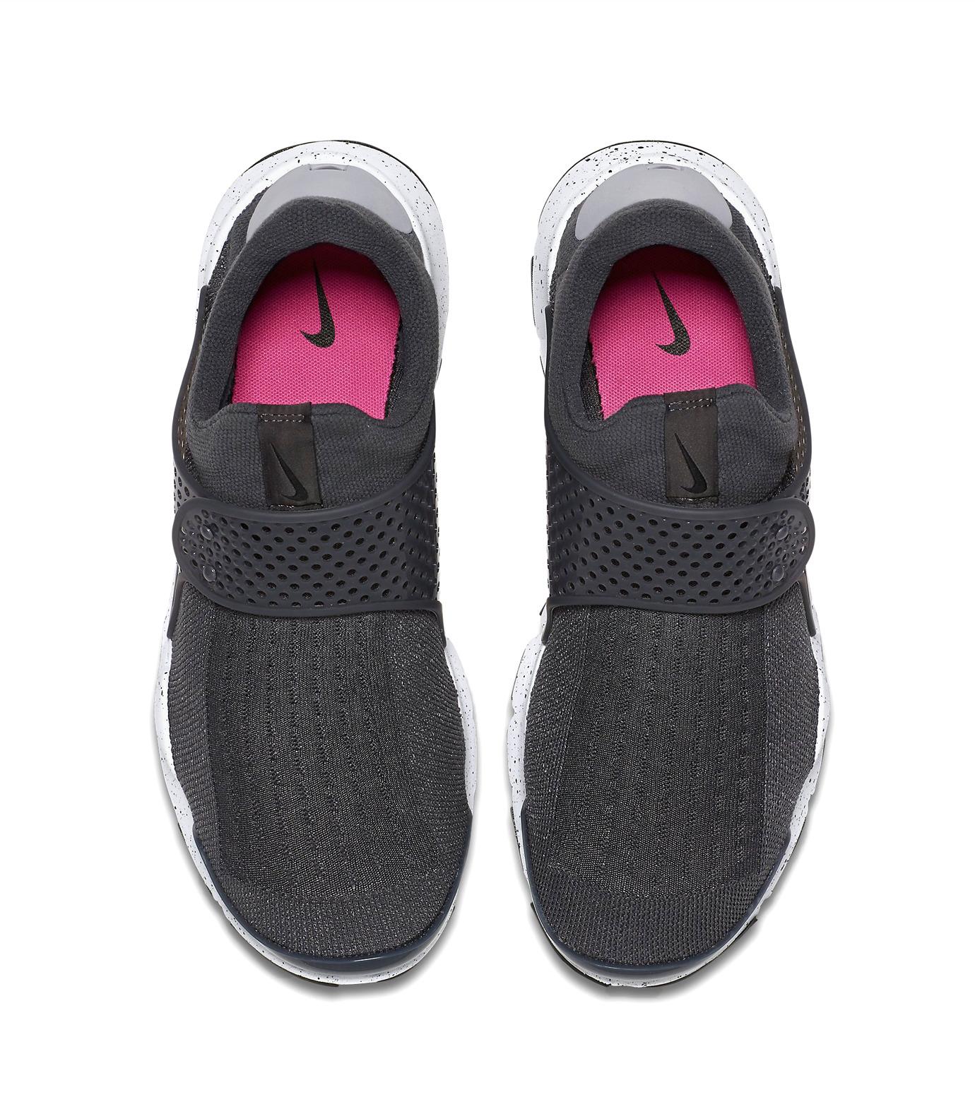 NIKE(ナイキ)のSOCK DART-GRAY(シューズ/shoes)-819686-003-11 拡大詳細画像4