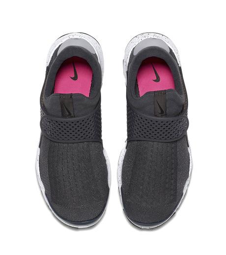 NIKE(ナイキ)のSOCK DART-GRAY(シューズ/shoes)-819686-003-11 詳細画像4
