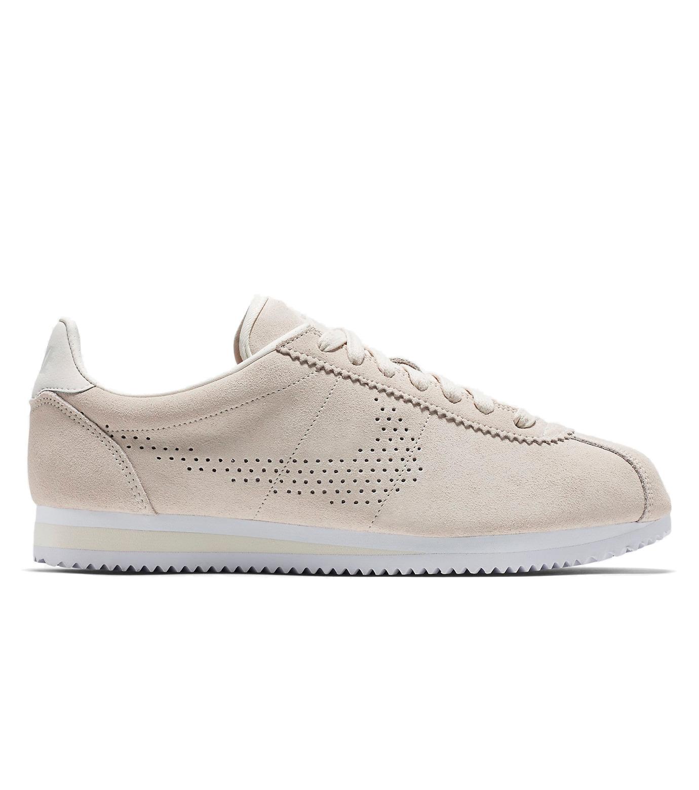 NIKE(ナイキ)のCLASSIC CORTEZ LX-BEIGE(シューズ/shoes)-823914-055-52 拡大詳細画像1
