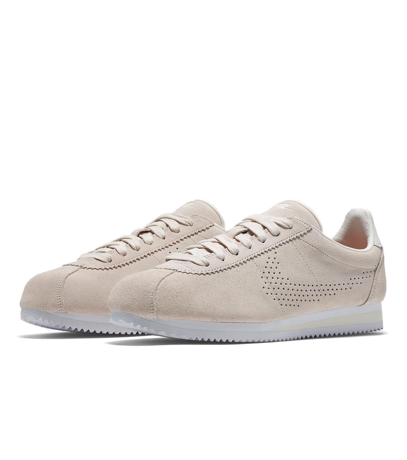 NIKE(ナイキ)のCLASSIC CORTEZ LX-BEIGE(シューズ/shoes)-823914-055-52 拡大詳細画像3