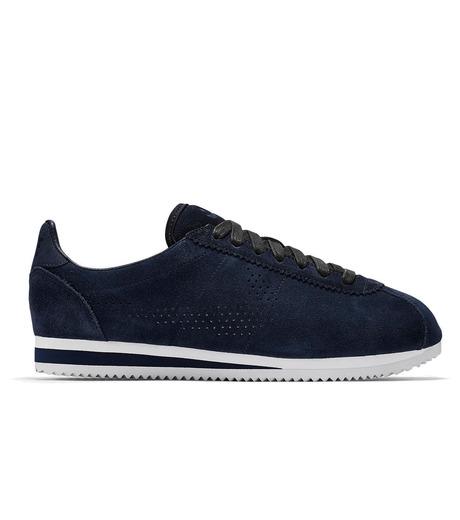 NIKE(ナイキ)のCLASSIC CORTEZ LX-BLUE(シューズ/shoes)-823914-400-92 詳細画像1