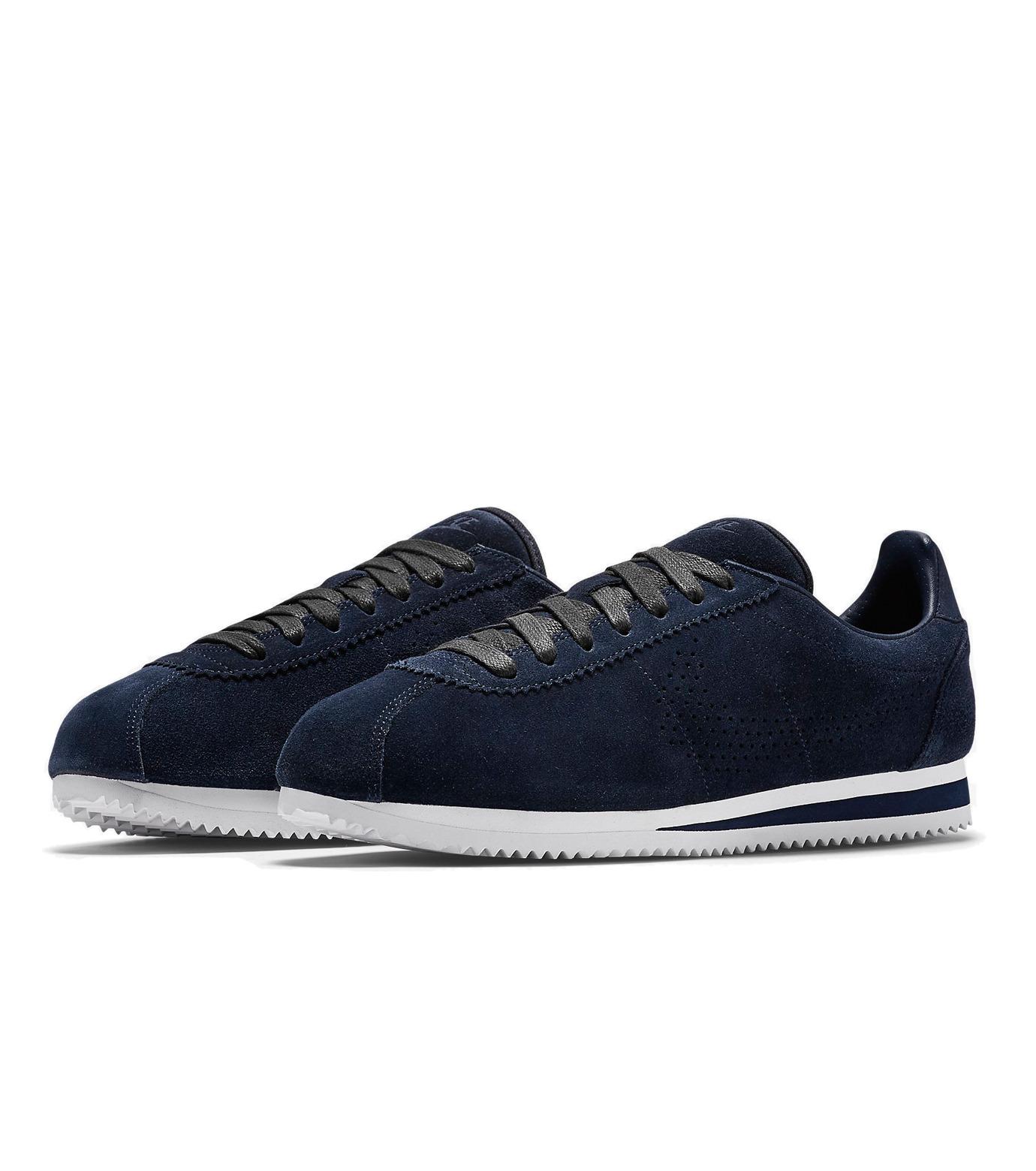 NIKE(ナイキ)のCLASSIC CORTEZ LX-BLUE(シューズ/shoes)-823914-400-92 拡大詳細画像3