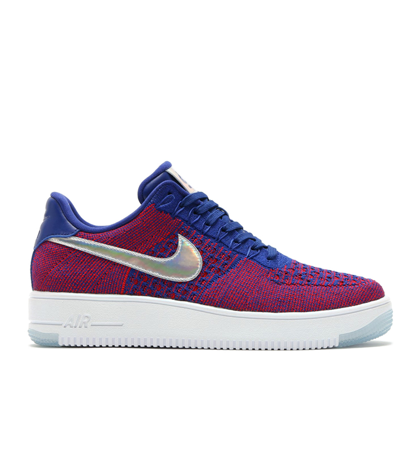 NIKE(ナイキ)のAF1 ULTRA FLYKNIT LOW PRM-BLUE(シューズ/shoes)-826577-601-92 拡大詳細画像1