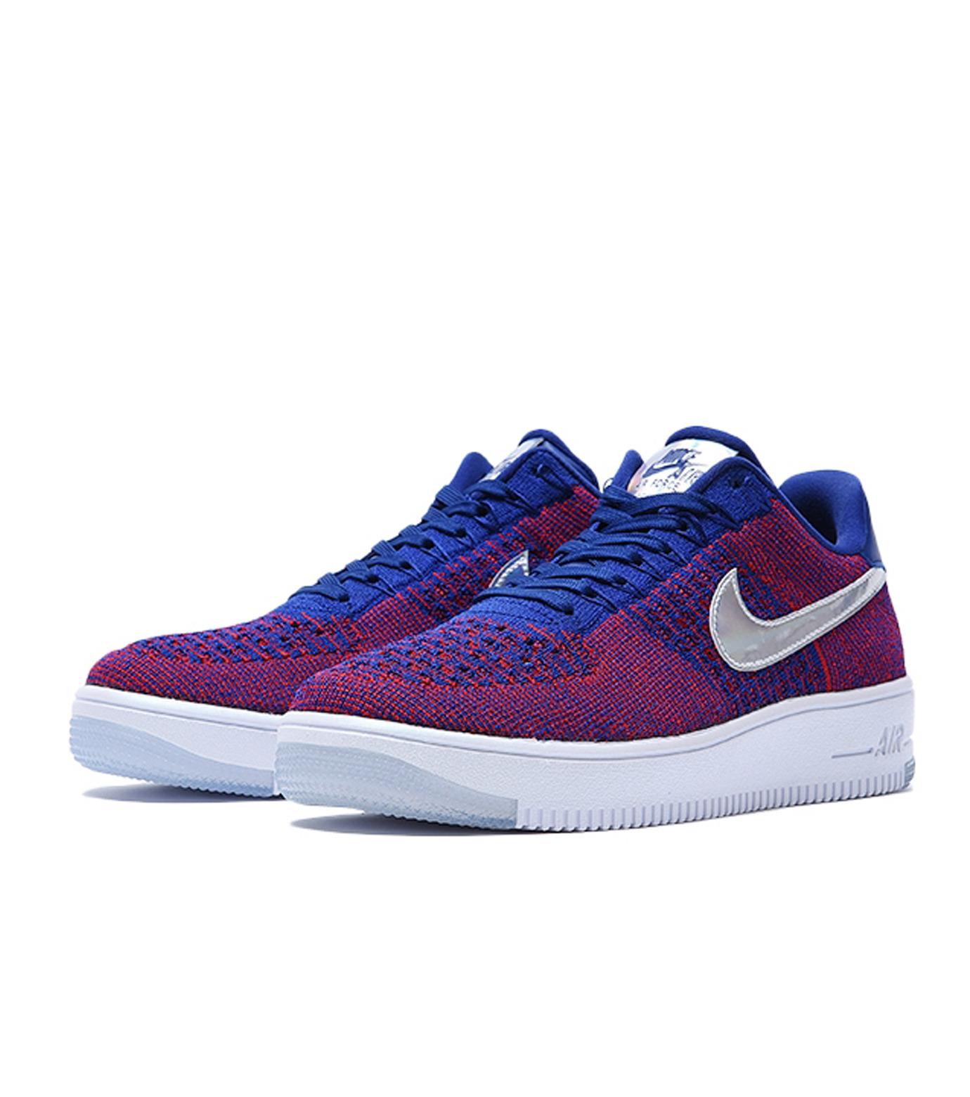 NIKE(ナイキ)のAF1 ULTRA FLYKNIT LOW PRM-BLUE(シューズ/shoes)-826577-601-92 拡大詳細画像3