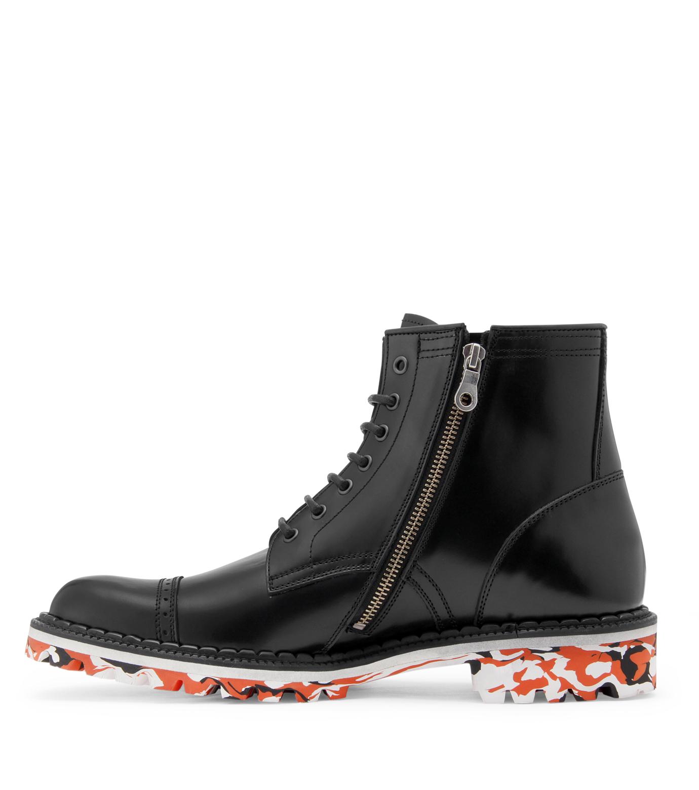 Miharayasuhiro(ミハラヤスヒロ)のMarble sole boots-BLACK-83230200-13 拡大詳細画像2