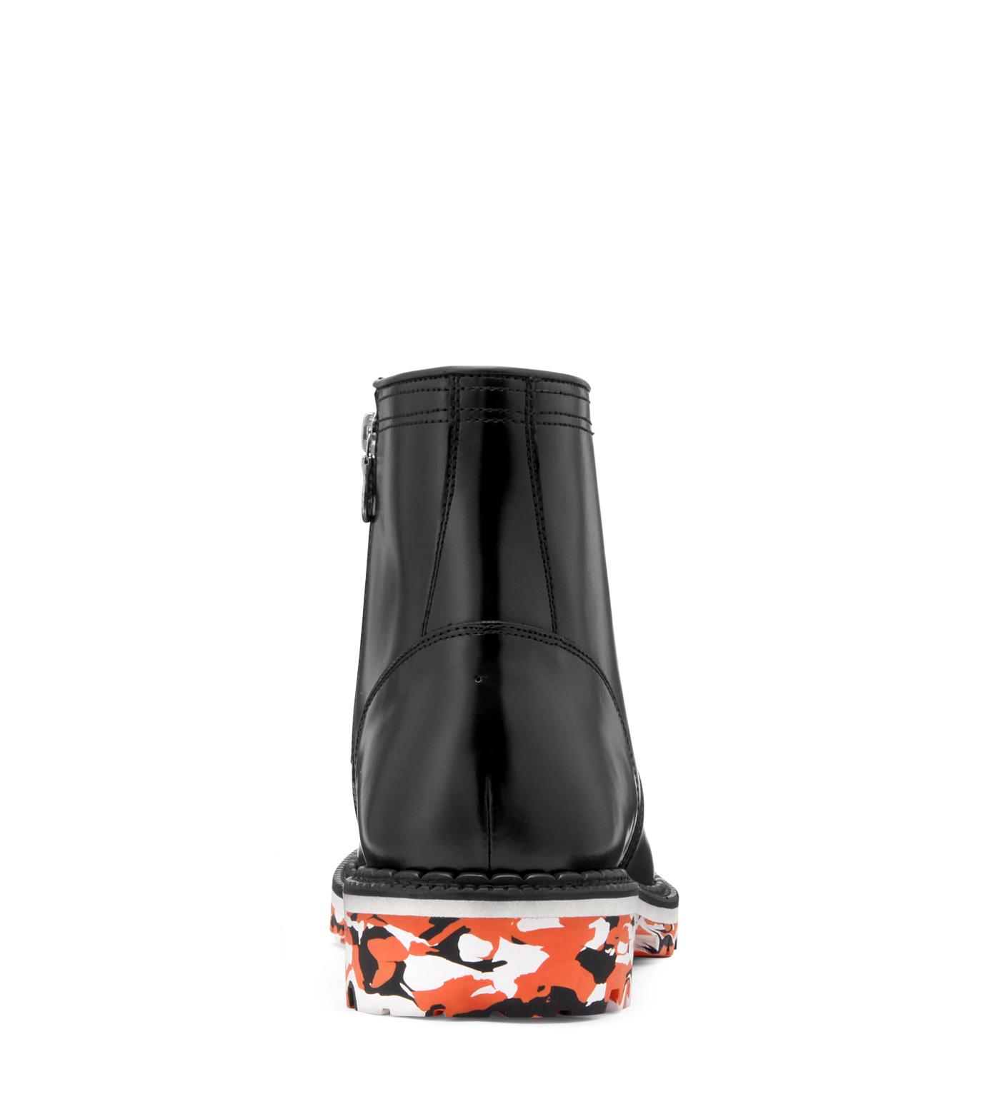 Miharayasuhiro(ミハラヤスヒロ)のMarble sole boots-BLACK-83230200-13 拡大詳細画像3