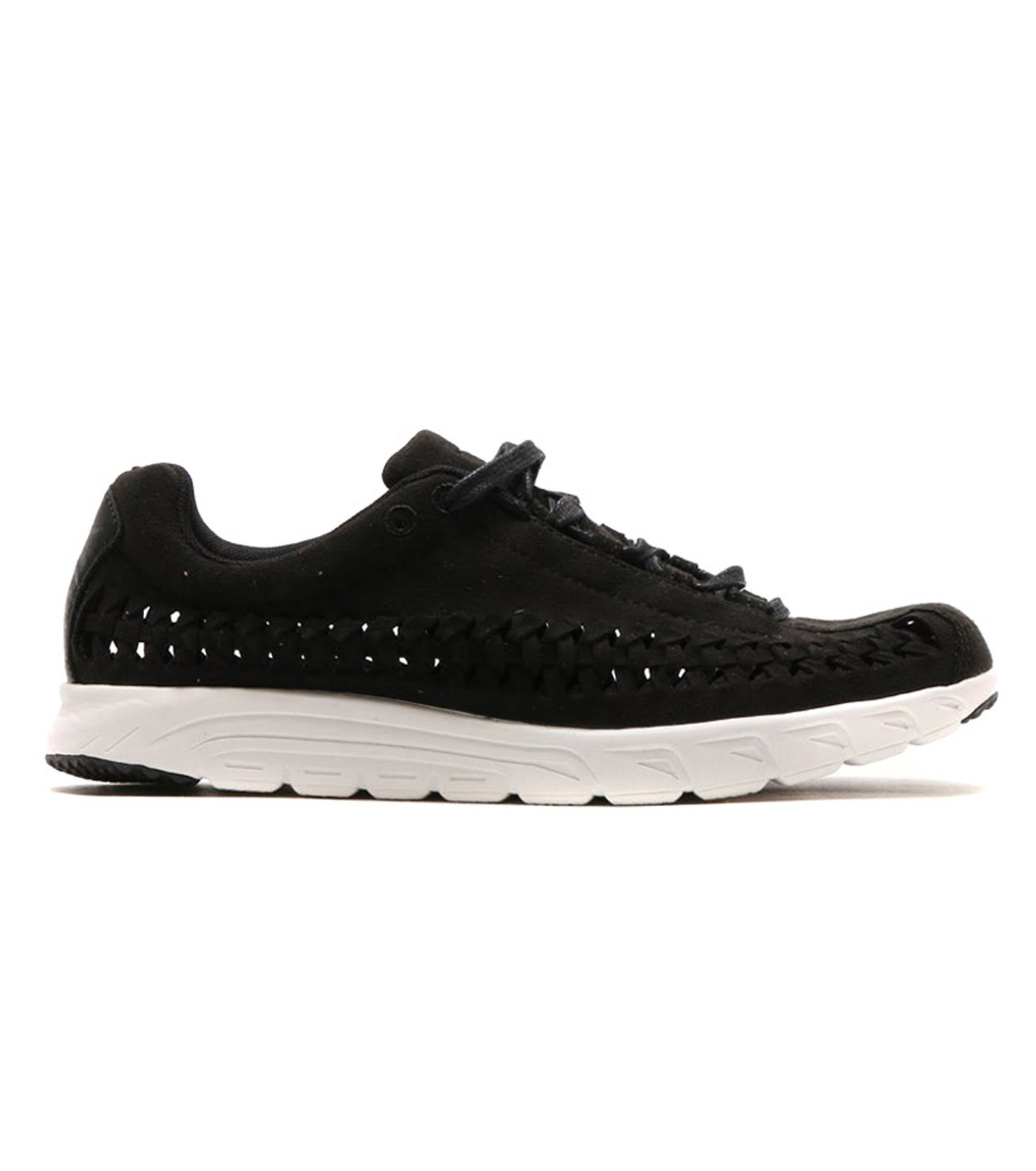 NIKE(ナイキ)のMAYFLY WOVEN-BLACK(シューズ/shoes)-833132-001-13 拡大詳細画像1