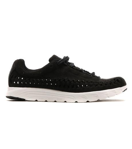 NIKE(ナイキ)のMAYFLY WOVEN-BLACK(シューズ/shoes)-833132-001-13 詳細画像1