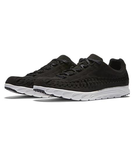 NIKE(ナイキ)のMAYFLY WOVEN-BLACK(シューズ/shoes)-833132-001-13 詳細画像2