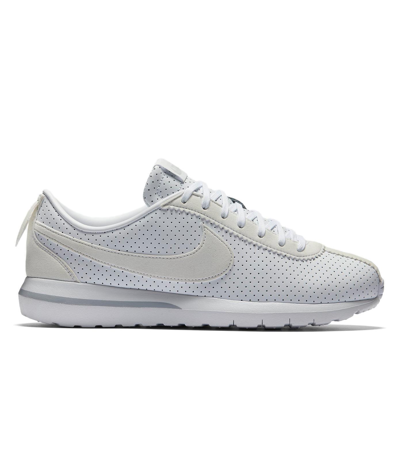 NIKE(ナイキ)のW ROSHE CORTEZ NM-WHITE(シューズ/shoes)-833804-101-4 拡大詳細画像1