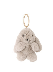 Yves Salomon(イヴ サロモン) Rabbit Keyring