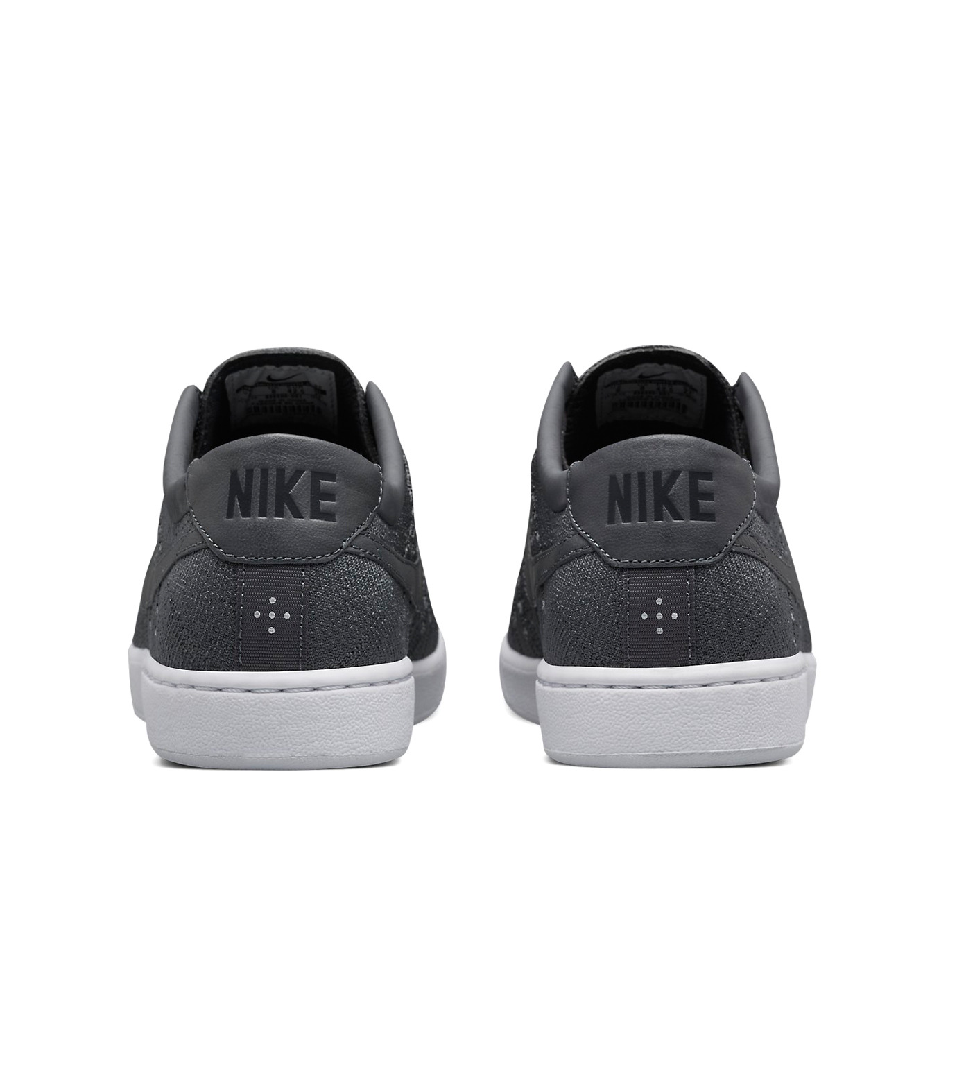 NIKE(ナイキ)のCOURT TENNIS CLASSIC ULTRA FLYKNIT X RF-GRAY(シューズ/shoes)-836360-001-11 拡大詳細画像5
