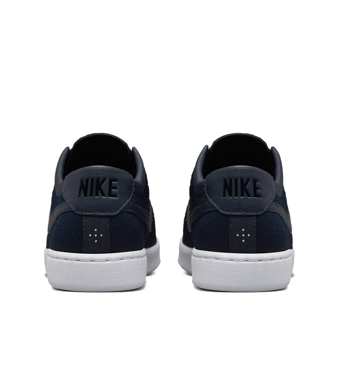 NIKE(ナイキ)のCOURT TENNIS CLASSIC ULTRA FLYKNIT X RF-NAVY(シューズ/shoes)-836360-401-93 拡大詳細画像5