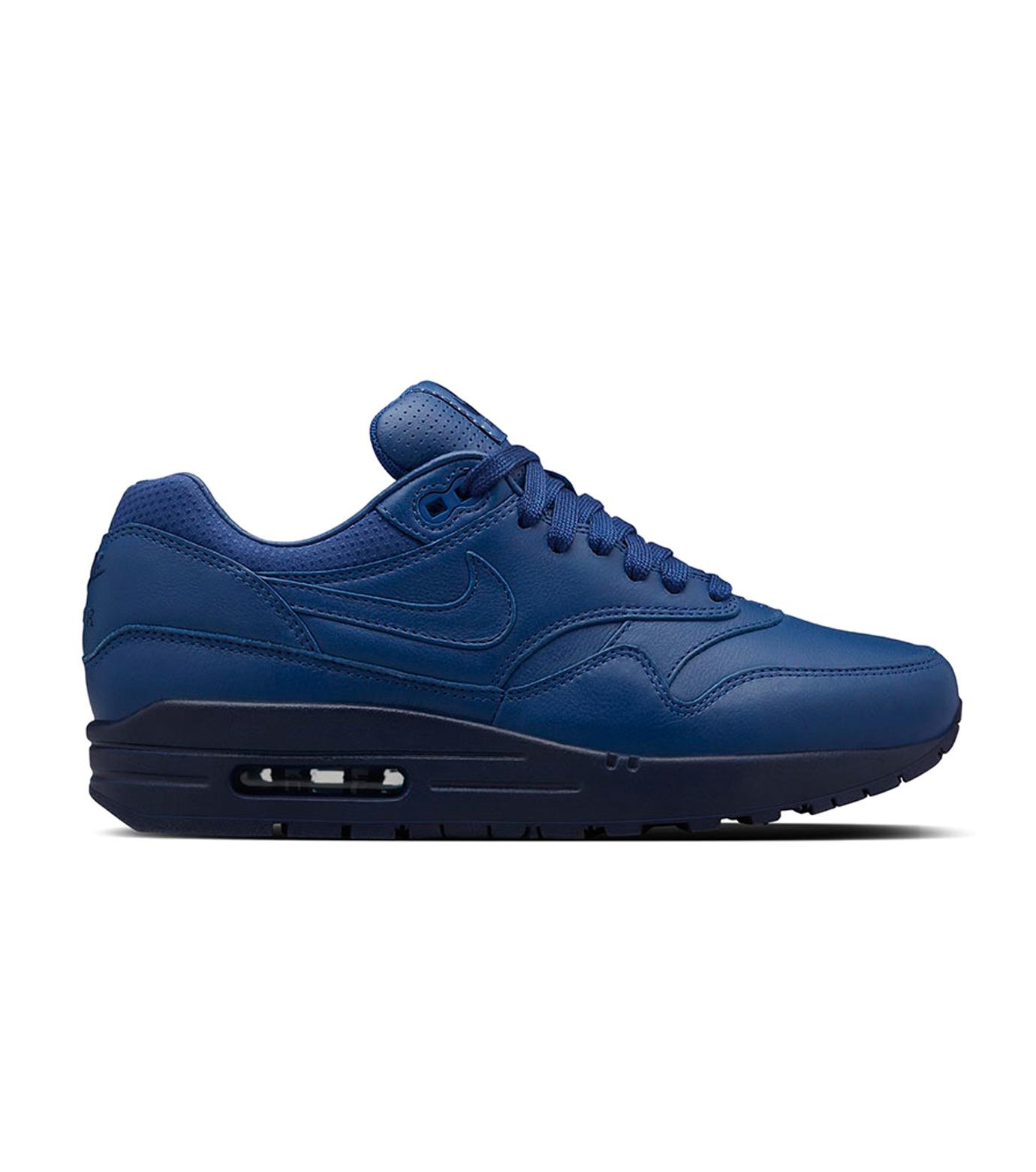 NIKE(ナイキ)のWMNS AIR MAX 1 PINNACLE-BLUE(シューズ/shoes)-839608-400-92 拡大詳細画像1