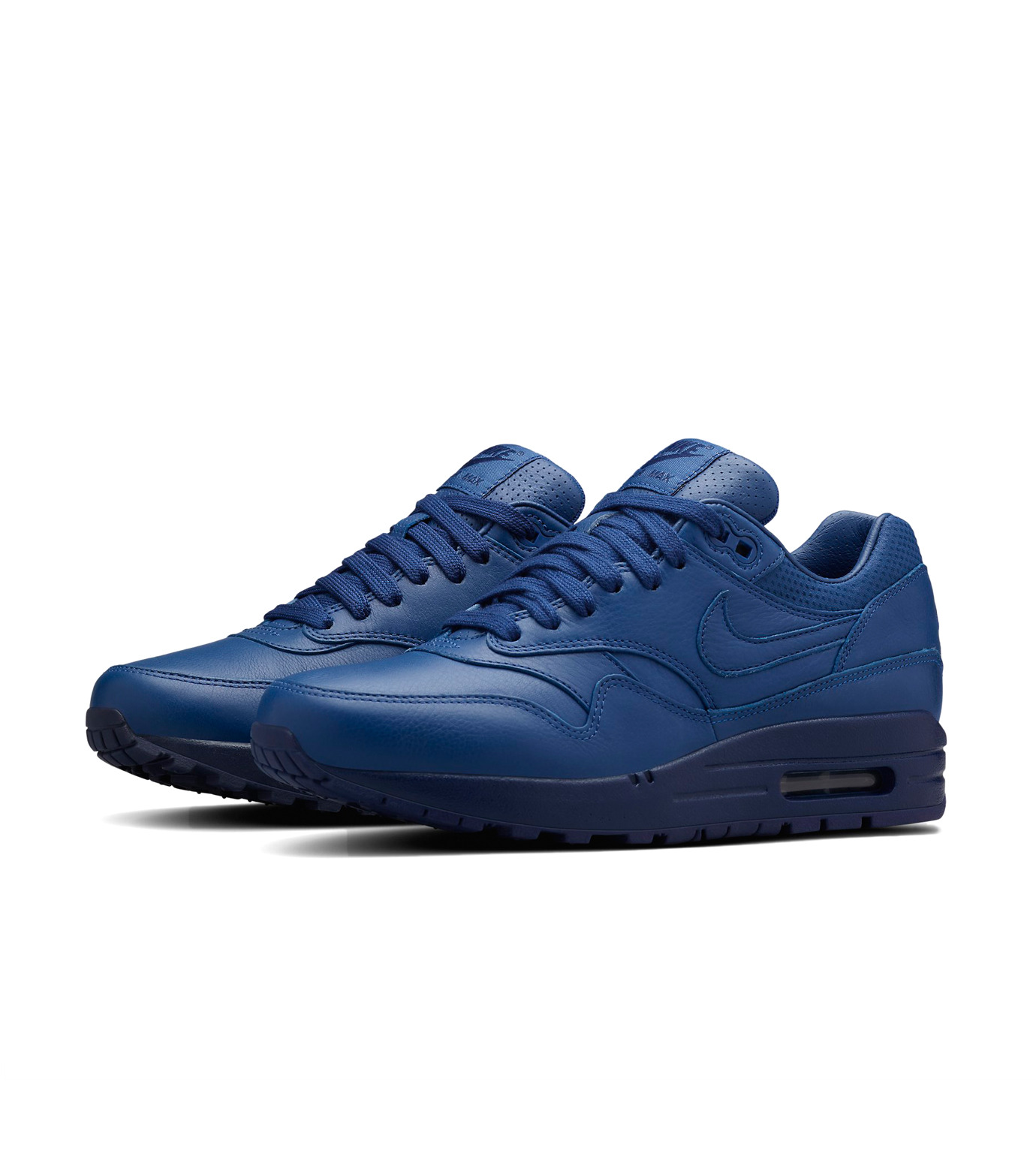 NIKE(ナイキ)のWMNS AIR MAX 1 PINNACLE-BLUE(シューズ/shoes)-839608-400-92 拡大詳細画像3