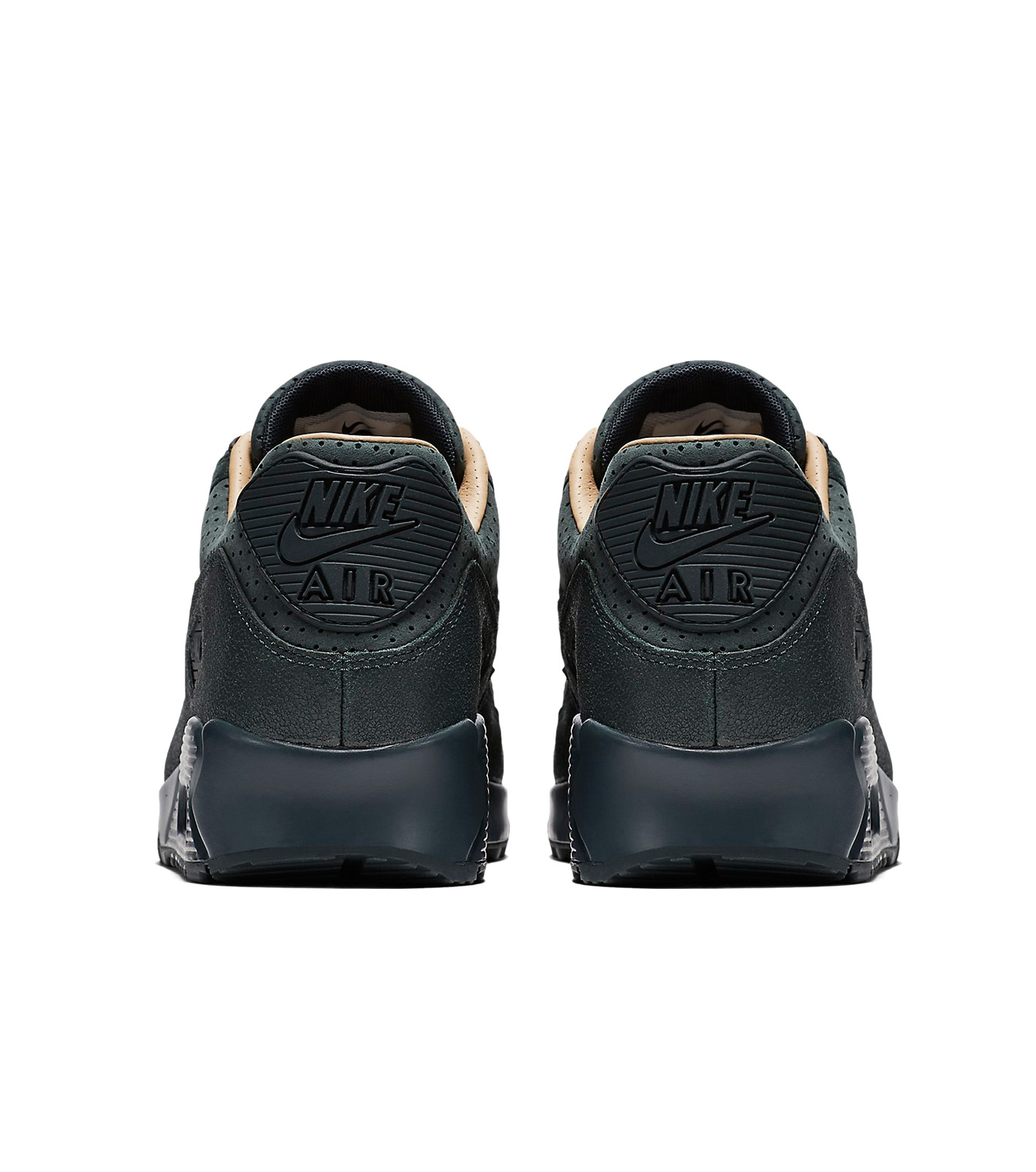 NIKE(ナイキ)のWMNS AIR MAX 90 PINNACLE-DARK GREEN(シューズ/shoes)-839612-301-23 拡大詳細画像5