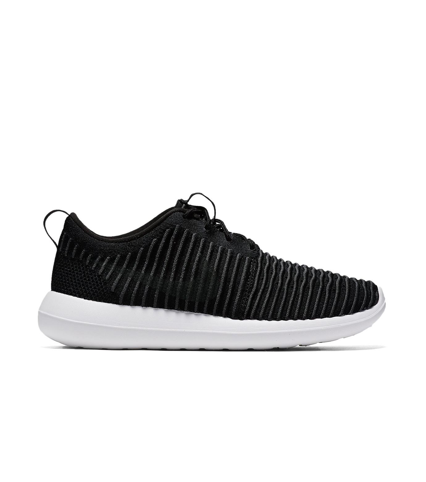 NIKE(ナイキ)のROSHE 2 FLYKNIT-BLACK(シューズ/shoes)-844833-001-13 拡大詳細画像1