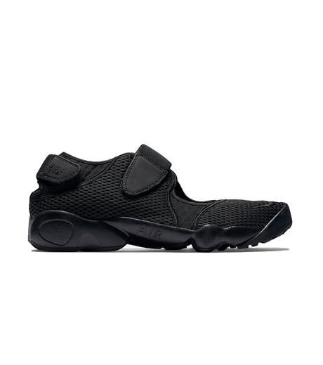 NIKE(ナイキ)のAir Rift Breathe-BLACK(シューズ/shoes)-847609-001-13 詳細画像1