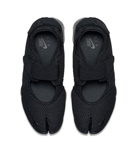 NIKE(ナイキ)のAir Rift Breathe-BLACK(シューズ/shoes)-847609-001-13 詳細画像5