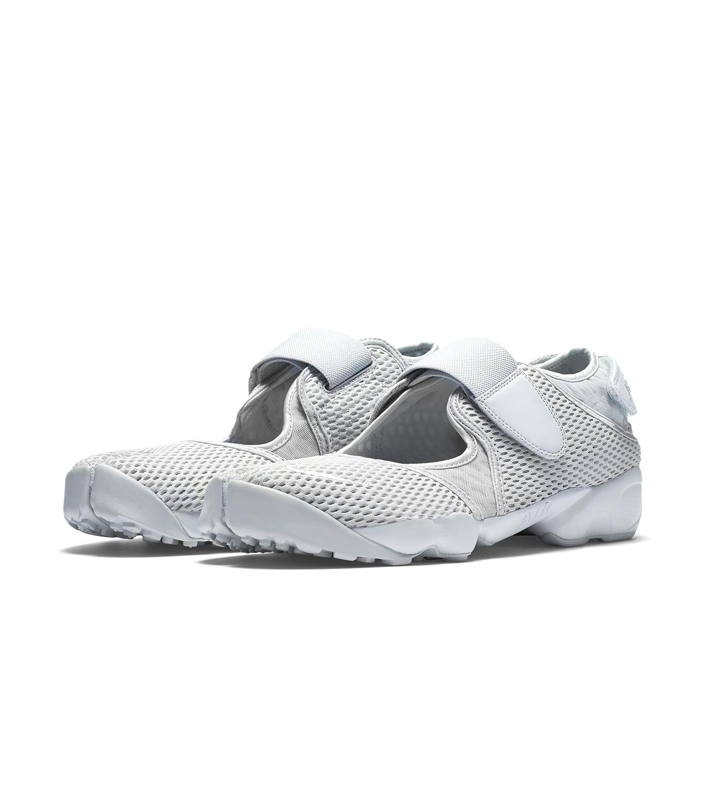 NIKE(ナイキ)のAir Rift Breathe-WHITE(シューズ/shoes)-847609-002-4 拡大詳細画像4