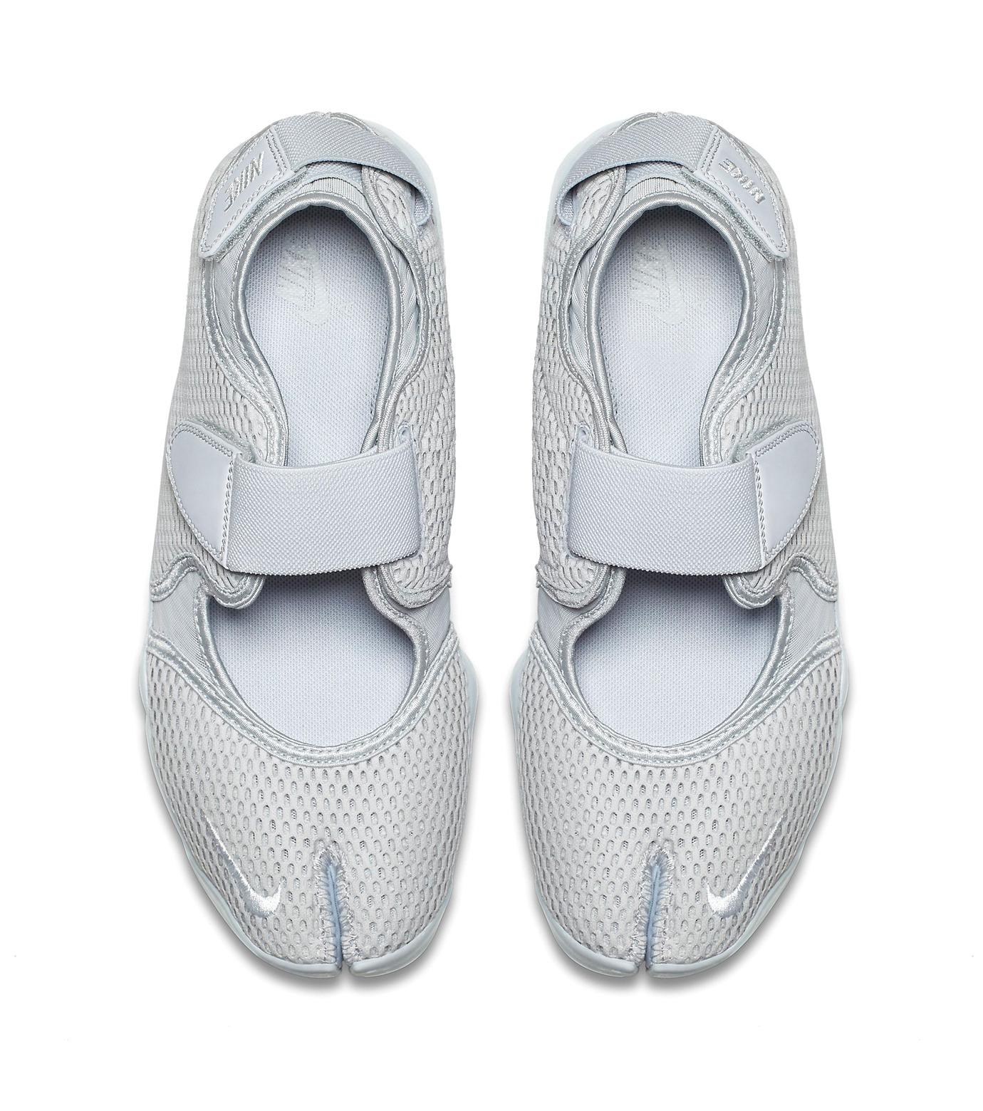 NIKE(ナイキ)のAir Rift Breathe-WHITE(シューズ/shoes)-847609-002-4 拡大詳細画像5