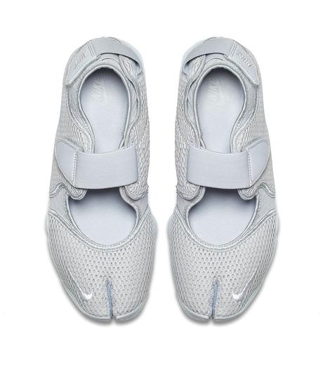 NIKE(ナイキ)のAir Rift Breathe-WHITE(シューズ/shoes)-847609-002-4 詳細画像5
