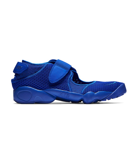 NIKE(ナイキ)のAir Rift Breathe-BLUE(シューズ/shoes)-847609-400-92 詳細画像1