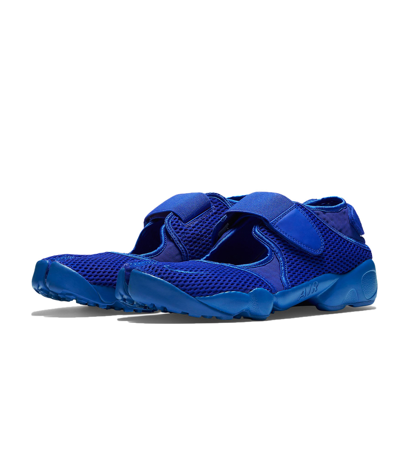 NIKE(ナイキ)のAir Rift Breathe-BLUE(シューズ/shoes)-847609-400-92 拡大詳細画像4