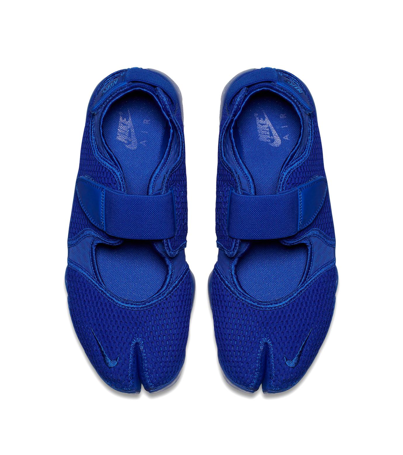 NIKE(ナイキ)のAir Rift Breathe-BLUE(シューズ/shoes)-847609-400-92 拡大詳細画像5