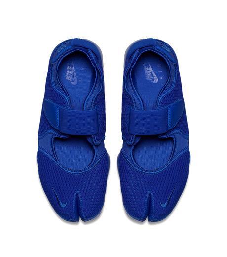 NIKE(ナイキ)のAir Rift Breathe-BLUE(シューズ/shoes)-847609-400-92 詳細画像5