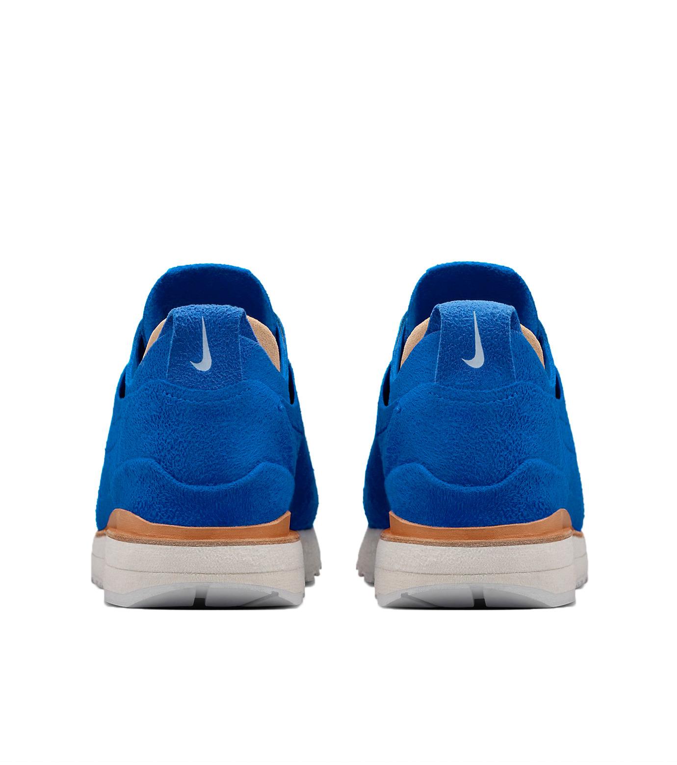 NIKE(ナイキ)のWMNS Air Max 1-BLUE(シューズ/shoes)-847672-400-92 拡大詳細画像5