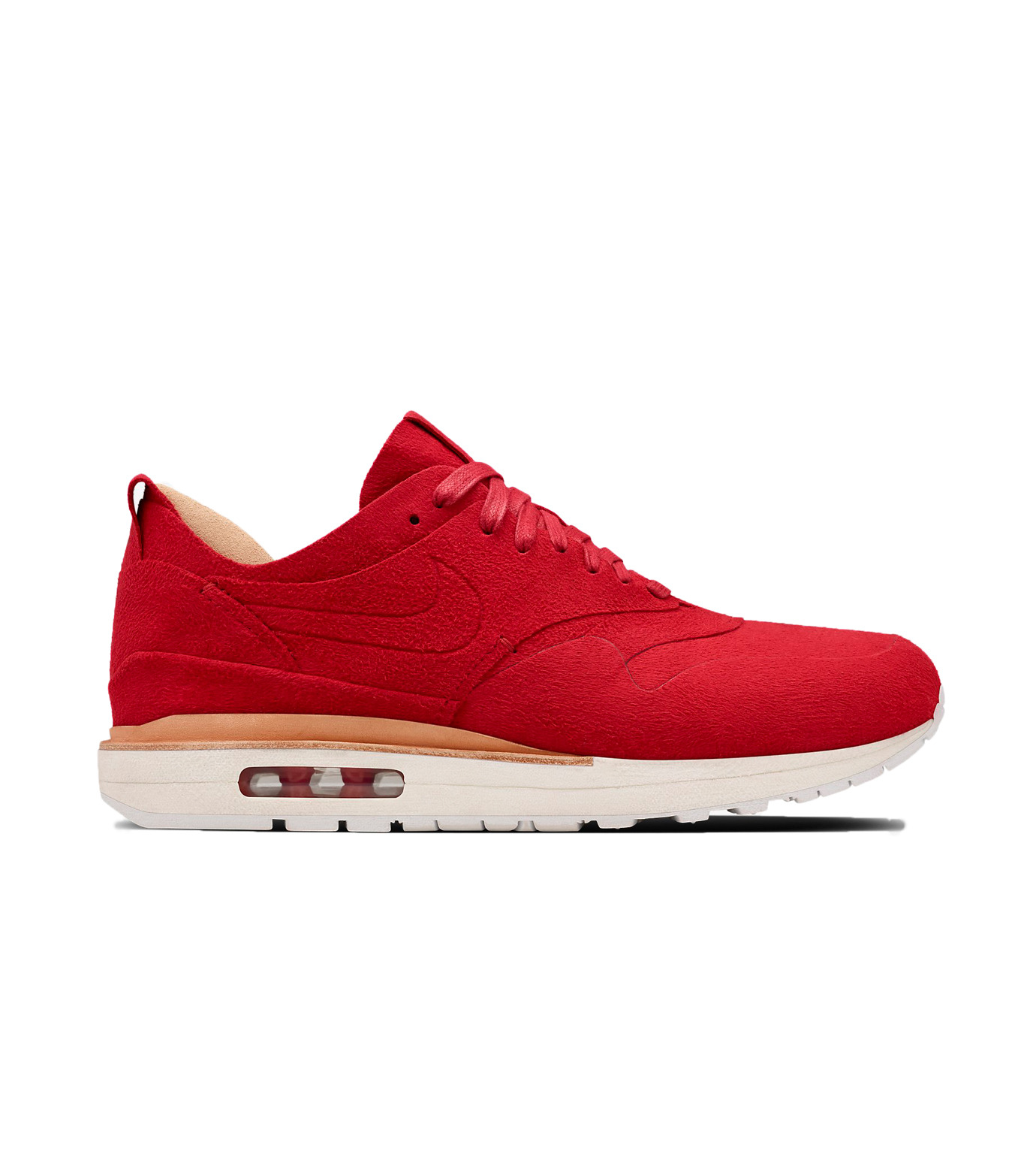 NIKE(ナイキ)のWMNS Air Max 1-RED(シューズ/shoes)-847672-661-62 拡大詳細画像1