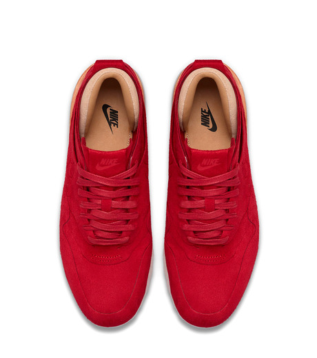 NIKE(ナイキ)のWMNS Air Max 1-RED(シューズ/shoes)-847672-661-62 詳細画像4