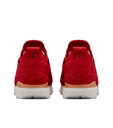 NIKE(ナイキ)のWMNS Air Max 1-RED(シューズ/shoes)-847672-661-62 詳細画像5