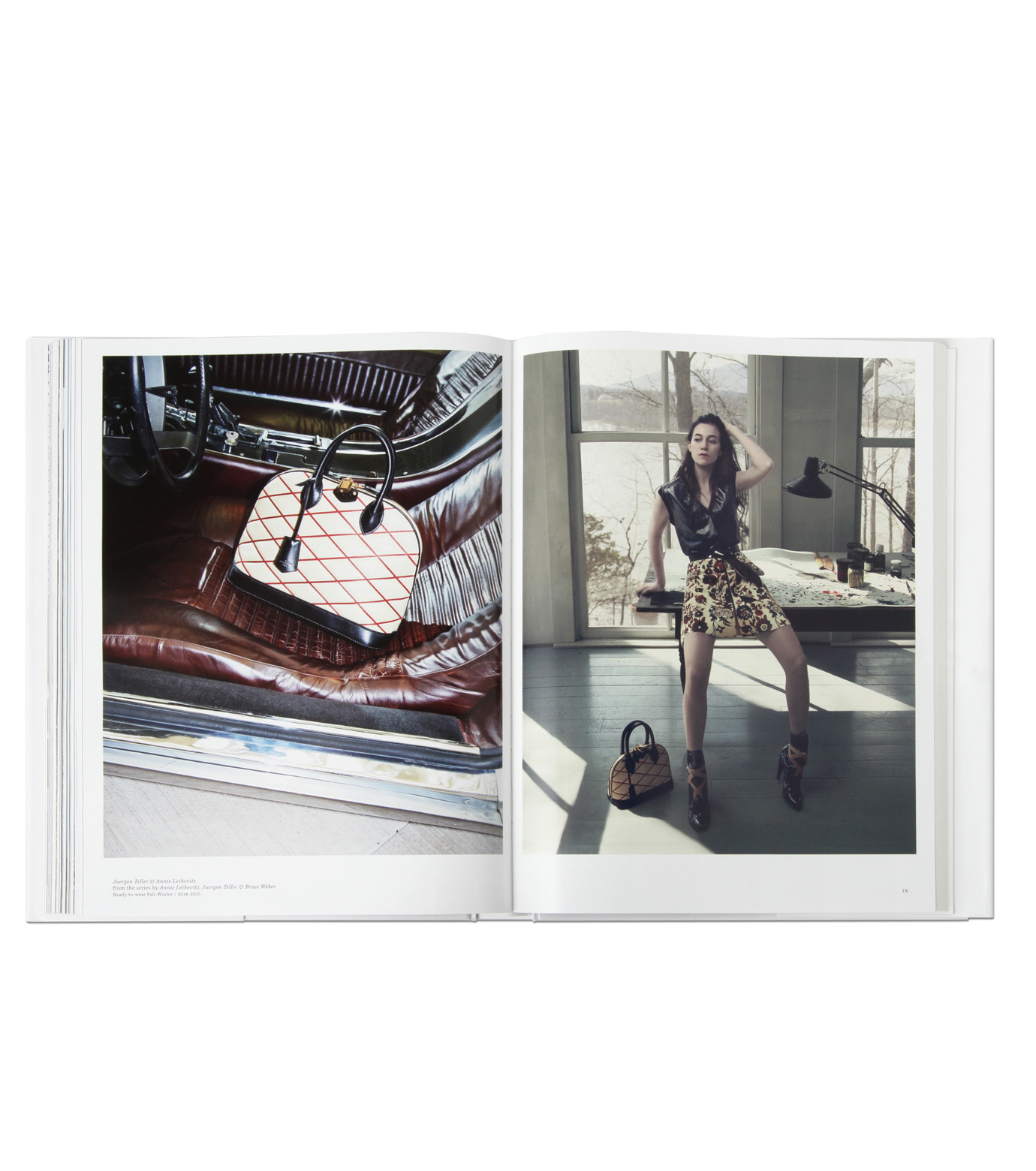 ArtBook(アートブック)のLouis Vuitton Fashion Photography.-GRAY(インテリア/OTHER-GOODS/interior/OTHER-GOODS)-8478-4331-2-11 拡大詳細画像4