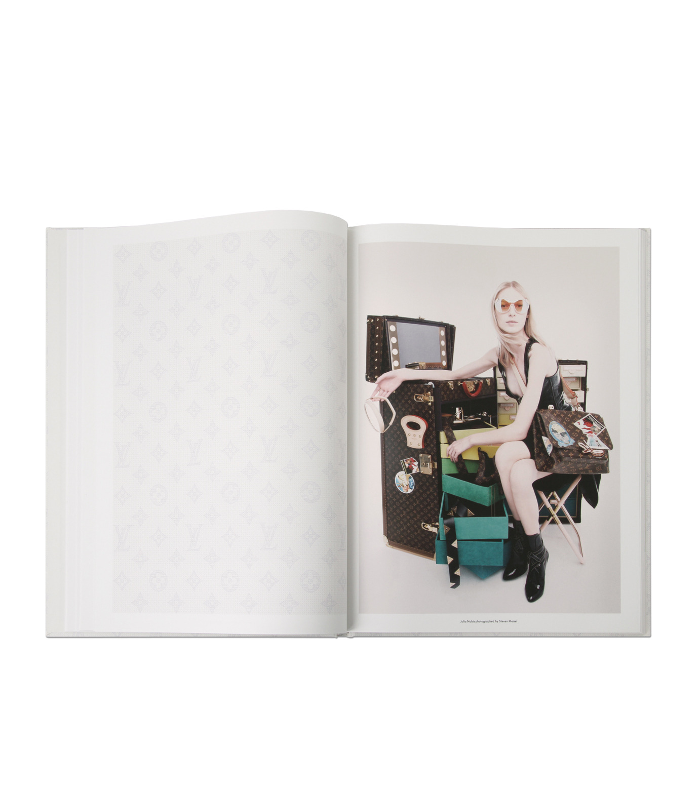 ArtBook(アートブック)のLouis Vuitton: The Icon and the Iconoclasts - A Celebration of Monogram.-WHITE(インテリア/OTHER-GOODS/interior/OTHER-GOODS)-8478-4560-6-4 拡大詳細画像3